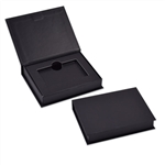 Magnetic Gift Card Boxes - Black