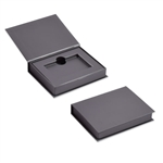Magnetic Gift Card Boxes - Pewter