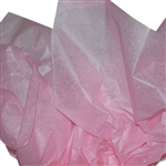 "Lavender 2 Sided Waxed Tissue Paper - 24"" x 36"" Pink"