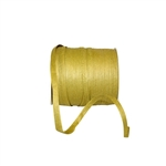 Moss Green Paper Raffia Ribbon