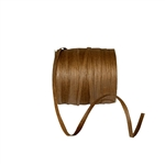 Brown Paper Raffia Ribbon