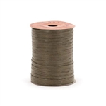Chocolate Paper Raffia Ribbon