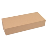 "Kraft Rigid Set up Boxes 10"" x 4"" x 2"""