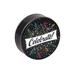 Celebrate Cookie Tins - Food Safe