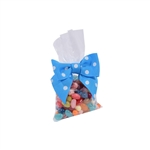 "Flat 4"" x 7 Clear polypropylene candy bags"
