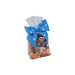 8 oz. Clear candy bags