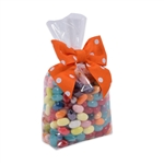 1 lb. Clear candy bags