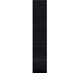 "3/8"" Black Grosgrain on Sale"