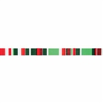 Crazy Stripes Holiday Curling Ribbon