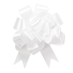 White Satin Bow Magic Butterfly Bows