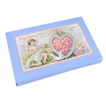 1 lb. Box Covers-1 Layer-Vintage Cupid