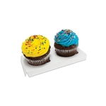 Double Cupcake Box Insert-2 Cupcake Holder