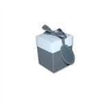 Medium Eco Pop Boxes, Grey