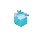 Medium Eco Pop Boxes, Baby Blue