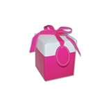 Large Eco Pop Boxes, Pretty in Pink