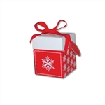 Large Giftalicious Holiday Boxes Snowflake