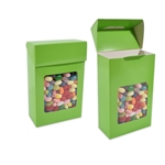 Medium Foodie Flip Top Boxes Lime