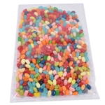 "Flat 8"" x 12"" Clear polypropylene candy bags"
