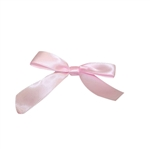 Light Pink Twist Tie Bows
