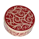 Golden Swirls Tins - Food Safe
