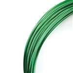Offray Deco Wire Green