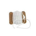 "1/8"" round knit elastic for mask making"