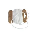 "1/4"" flat elastic for mask making"