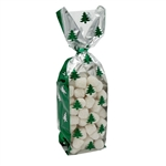 1 lb. 2.5 Mil Soft Bottom Cello Bags - Winter Forest