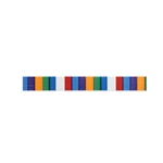 Splendorette Curling Ribbon - Primary Stripe