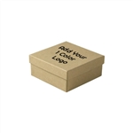 Medium Deep Kraft Jewelry Boxes