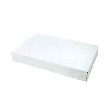 Shirt size Apparel Box White Frost