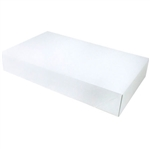 Coat size Apparel Box White Frost