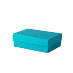 Small Tropical Blue Jewelry Boxes