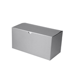 "12"" x 6"" x 6"" Silver Tuck-It Gift Boxes"