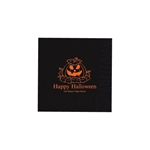 Party Beverage Napkins - Black