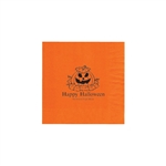 Party Beverage Napkins - Orange
