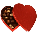 1 lb. Heart Shaped Candy Boxes