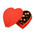 8 oz. Heart Shaped Candy Boxes