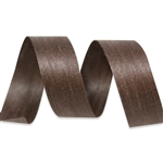Chocolate Brown Cotton Curling Ribbon