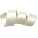Cream Cotton Curling Ribbon