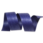 Dark Blue Cotton Curling Ribbon