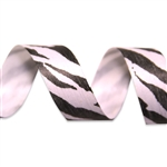 Zebra Cotton Curling Ribbon