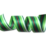 Holiday Stripes Cotton Curling Ribbon