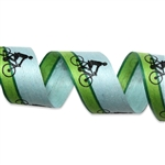 Bicycle Cotton Curling Ribbon