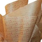 Custom Printed Tissue Paper-Kraft or White Tissue