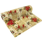 Wholesale Floral Counter Rolls - Christmas Cheer