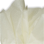 Cream Colored Tissue Paper
