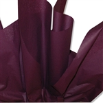Dubonnet Burgundy Colored Tissue Paper