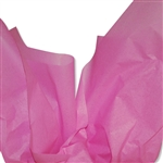 Fuchsia Colored Tissue Paper