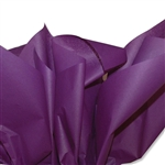 Lavender Colored Tissue Paper